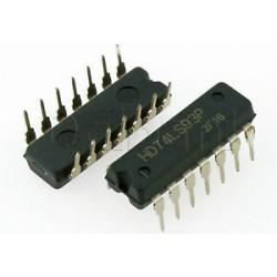 Compuerta TTL HD74LS93P