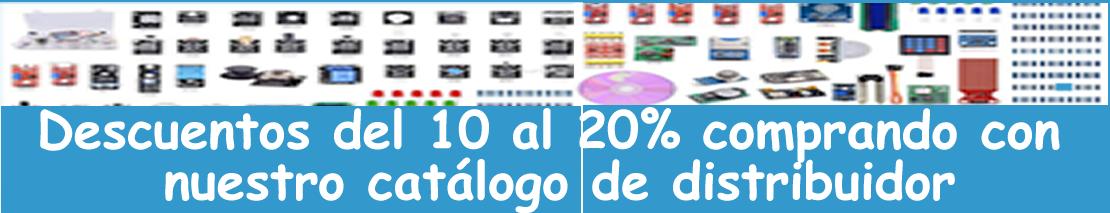 Descuentos especiales comprando del catálogo de distribuidor