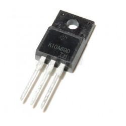 TK10A60D Transistor MOSFET