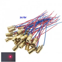 Diodo laser 650nm modulo de...