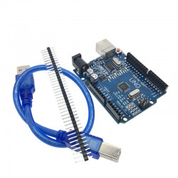 Arduino Uno CH340 Revisión3