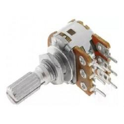 Potenciometro Dual 50KX2MINICI