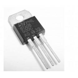 BTA08-600B Transistor Triac...