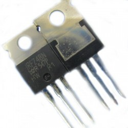 IRFZ48N Transistor MOSFET...