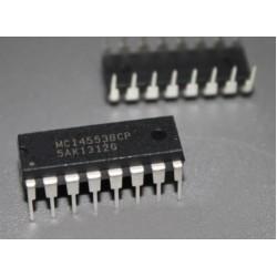 MC14553BCP Compuerta CMOS