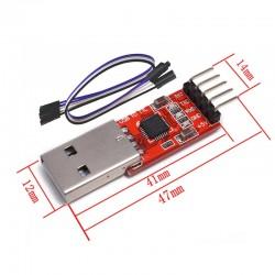 CP2102 modulo de descarga...