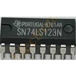Compuerta SN74LS123N