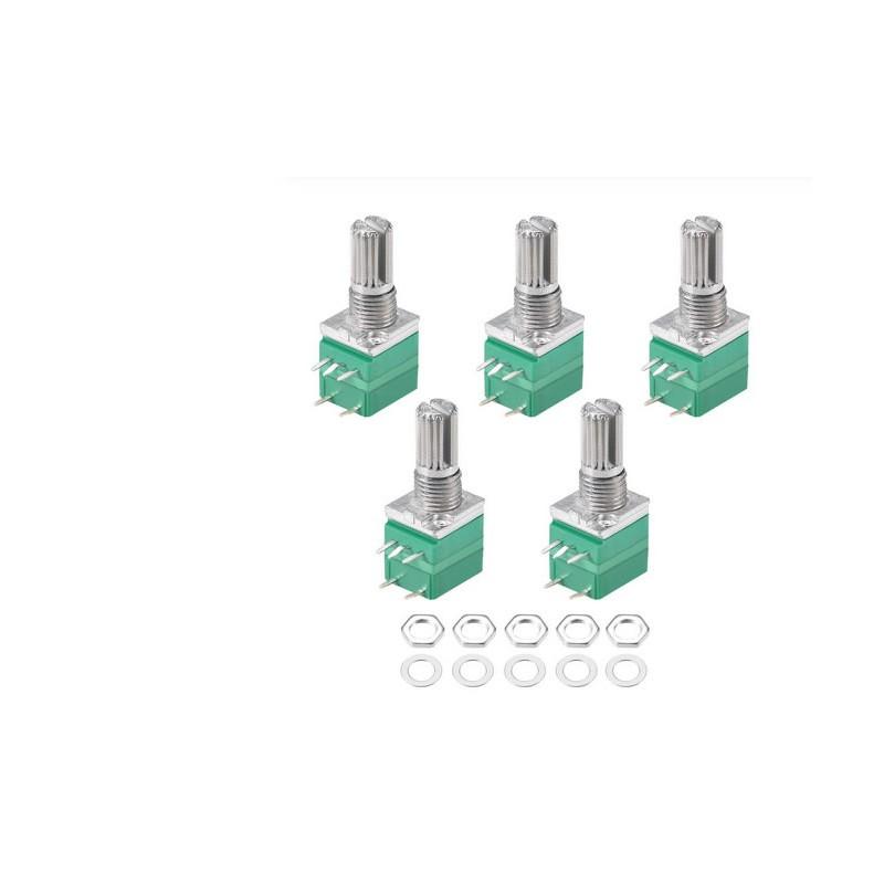Resistencias de 6.8 Ohm 1 Watt