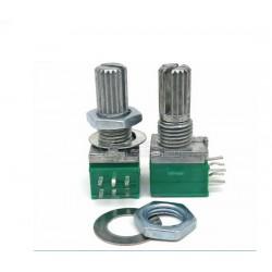 Resistencias de 1.8 Kilo Ohm 1 Watt