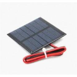 Celda solar 4V 165mA, 0.6W...