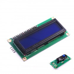 LCD1602 Arduino display...
