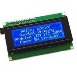 LCD2004 Arduino display...