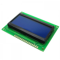 LCD1604 Arduino display...