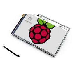 LCD 480X320 para Raspberry...