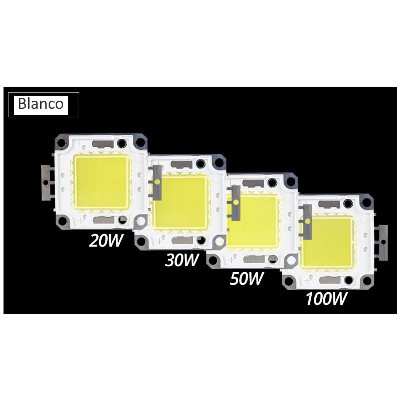 Disipador de potencia para LED
