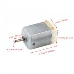 Capacitor electrolítico 47-25V