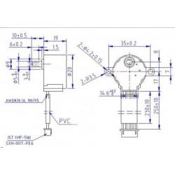 Capacitor cerámico 15 PF a 500 V