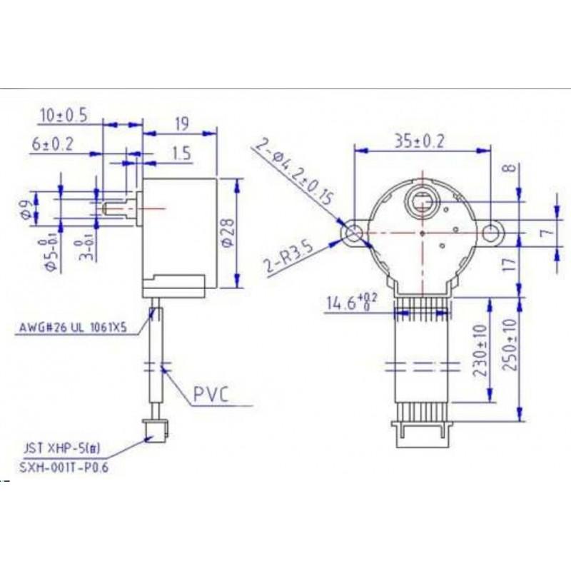 Capacitor cerámico 47 PF a 500 V