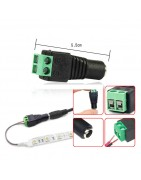 Cables y conectores para audio, video, adquisición de datos, de redes, de telefonía, de proyectos