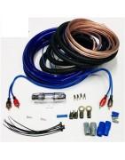 Cables y conectores para audio